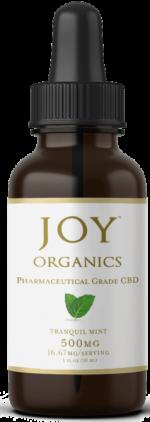 Organic CBD Tincture