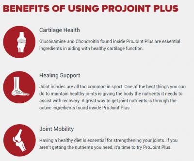 projoint plus benefits