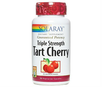 tart cherry supplement