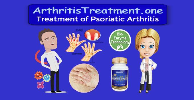 treatment for psoriatic arthritis