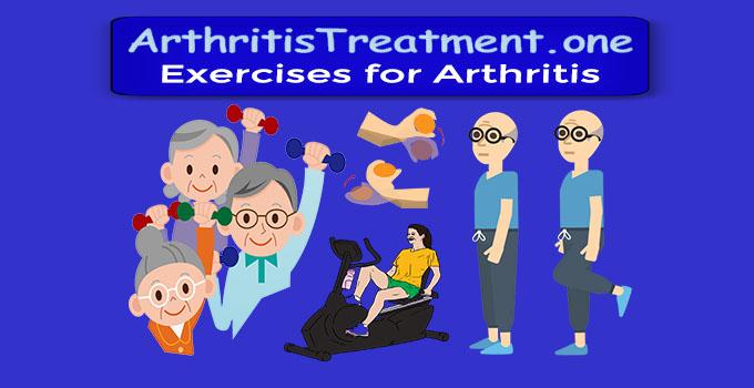 best exercises for arthritis