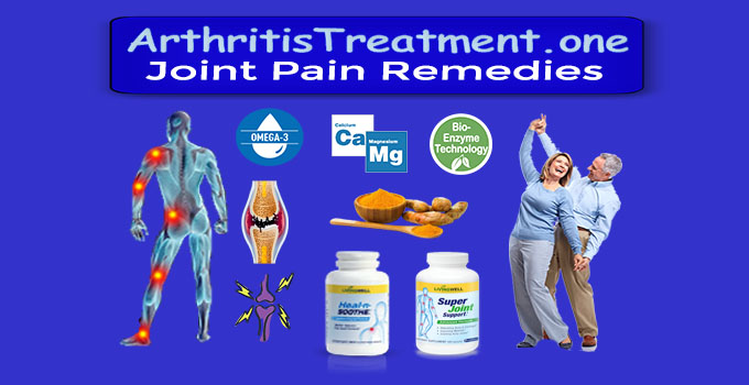natural relief of joint pain